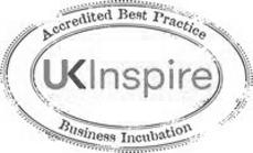 UK Inspire logo grey scale